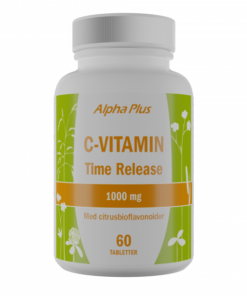 c-vitamin time release
