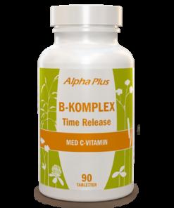 B-komplex Time Release