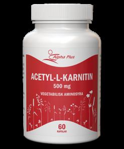acetyl-l-karnitin